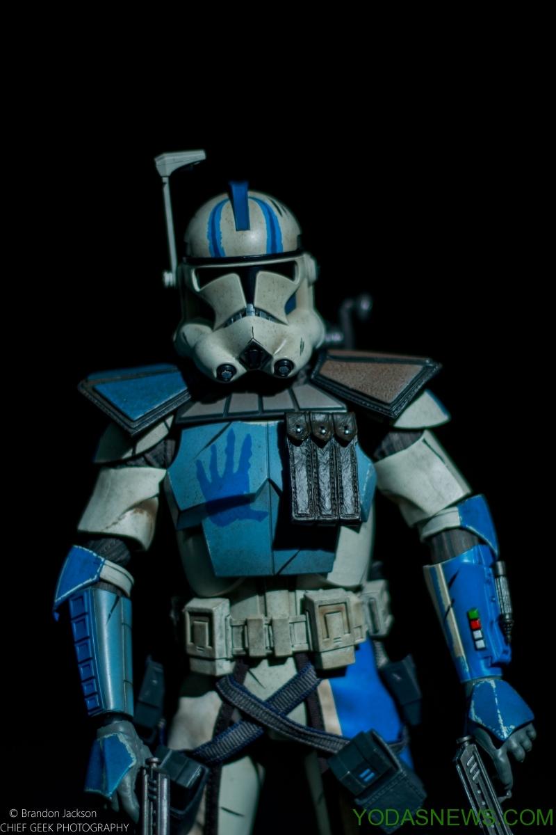 how to make clone trooper armor