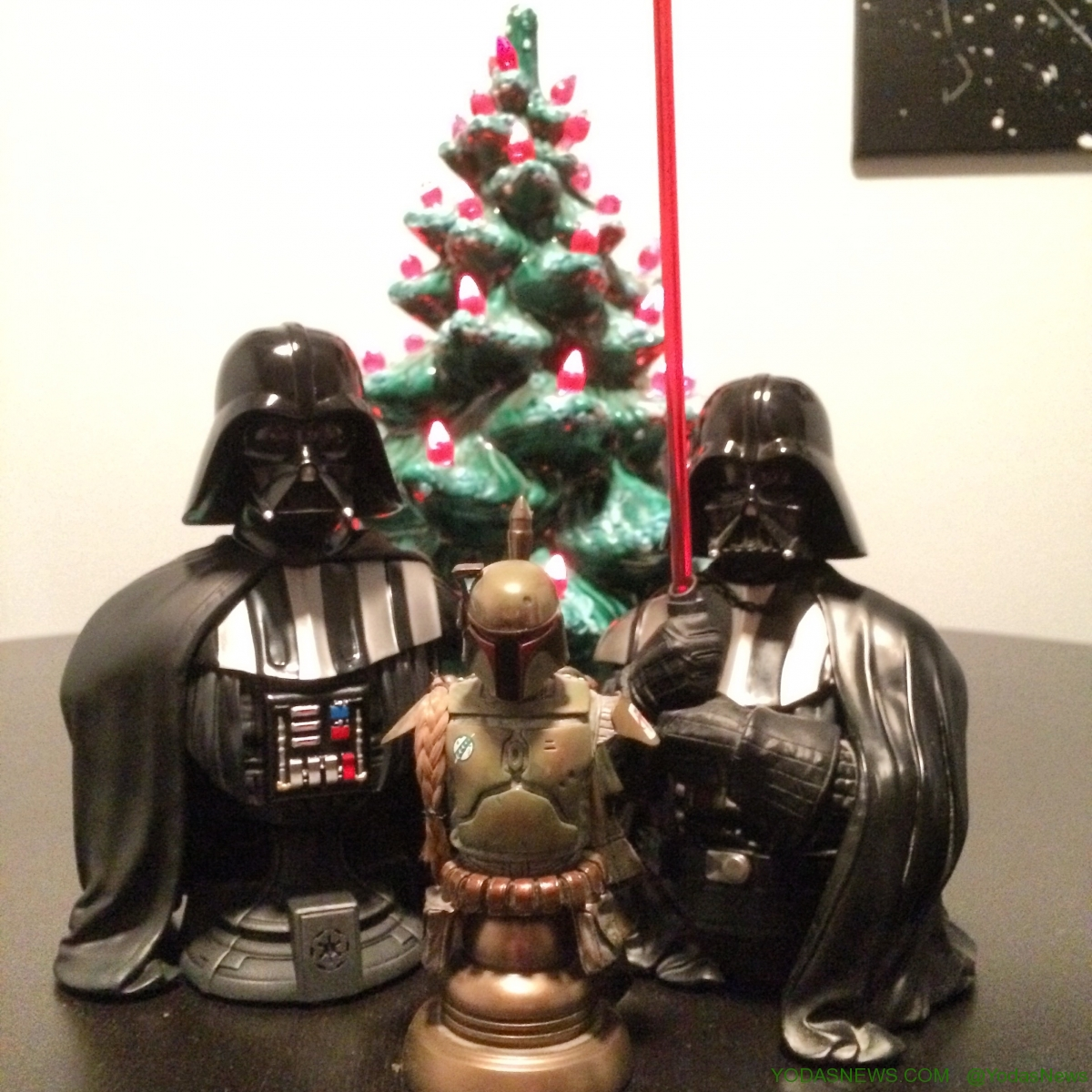 Share └ Tags: First Look Gallery: Gentle Giant Darth Vader