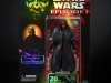 Star Wars The Black Series Celebration Convention Exclusive Darth Maul in pck