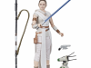 STAR WARS THE BLACK SERIES 6-INCH REY & D-O Figure - oop