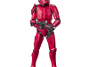 STAR WARS THE BLACK SERIES 6-INCH SITH TROOPER CARBONIZED COLLECTION Figure - oop