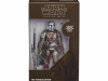 STAR WARS THE BLACK SERIES 6-INCH THE MANDALORIAN CARBONIZED COLLECTION Figure - in pck