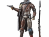 STAR WARS THE BLACK SERIES 6-INCH THE MANDALORIAN CARBONIZED COLLECTION Figure - oop