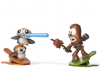 2019-10-27 09_12_40-Paris Comic Con Reval- STAR WARS BATTLE BOBBLERS CHEWBACCA & PORGS Figure 2-Pack