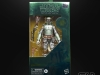 STAR WARS THE BLACK CARBONIZED COLLECTION 6-INCH BOBA FETT Figure - in pck
