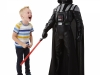 BIG FIGS 48_ Colossal Vader with customer
