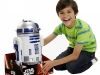 BIG FIGS Massive 31_ scale R2-D2 with consumer (20_ toy)
