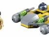 75223 Star Wars Naboo Starfighter Microfighter