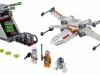 75235 Star Wars X-Wing Starfighter™ Trench Rum