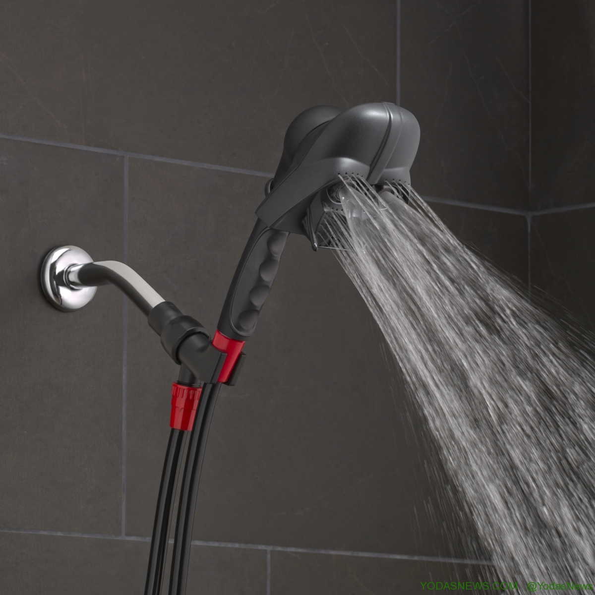 Star Wars Shower Heads - Great Holiday Gift! - YodasNews.com ...