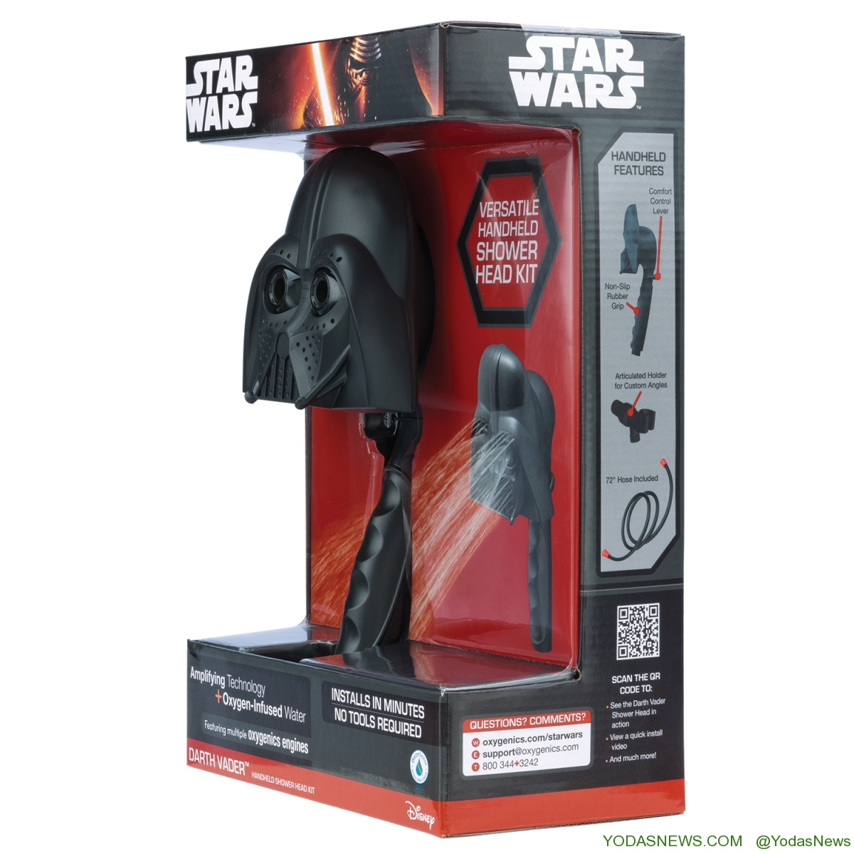 Darth Vader HH 74151 Packaging 03 Front WHolder Right