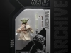 STAR WARS THE BLACK SERIES ARCHIVE 6-INCH Figure Assortment - Yoda (in pck)