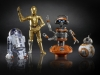 STAR WARS THE BLACK SERIES 6-INCH DROID DEPOT 4-PACK - (oop 1)