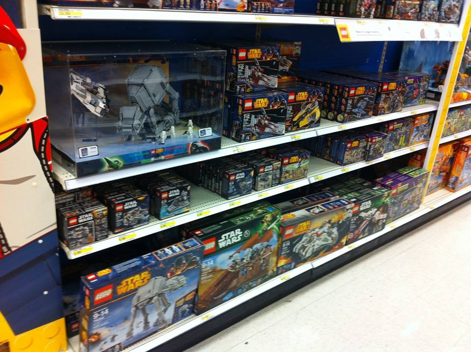 Star Wars Lego Archives - YodasNews.com - Star Wars Action Figures ...