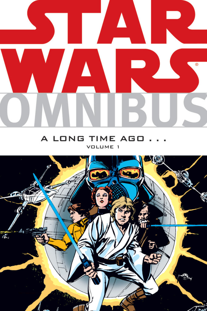 'Star Wars Omnibus: A Long Time Ago... Volume 1' via Dark Horse Comics