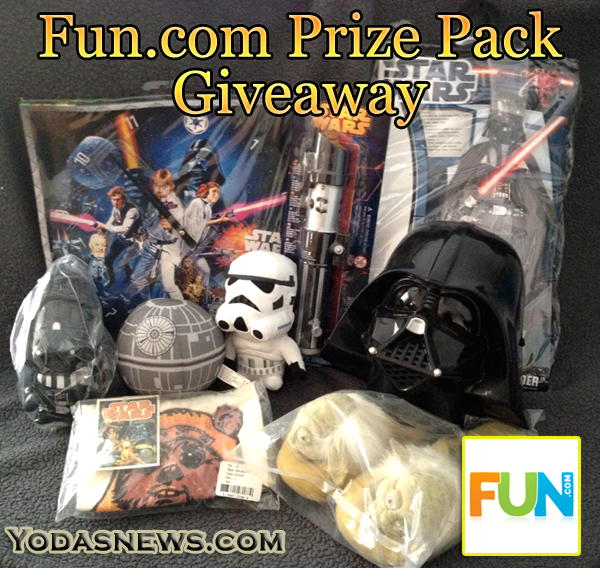 fun2 GIVEAWAY: Win Fun Prizes from Were the Millers!