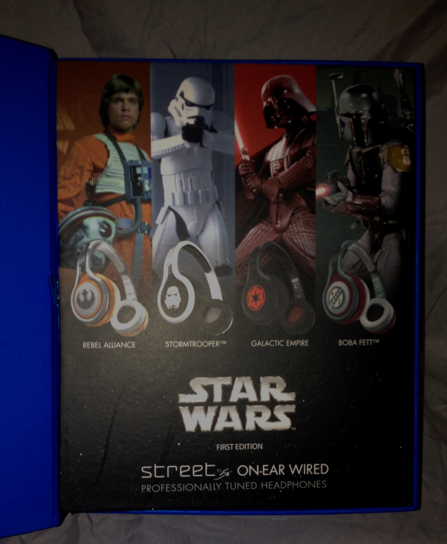 The STREET by 50 On-Ear Wired Star Wars Boba Fett Headphones Review ...