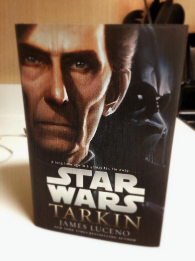 Tarkin, by James Luceno