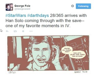 2015-01-28 14_22_32-George Folz on Twitter_ _#StarWars #darthdays 28_365 arrives with Han Solo comin