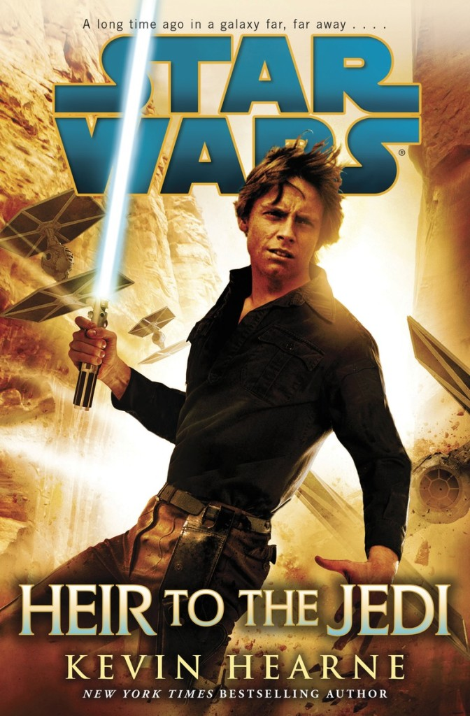 Heir To The Jedi by Kevin Hearne, used with permission from Random House Publishing