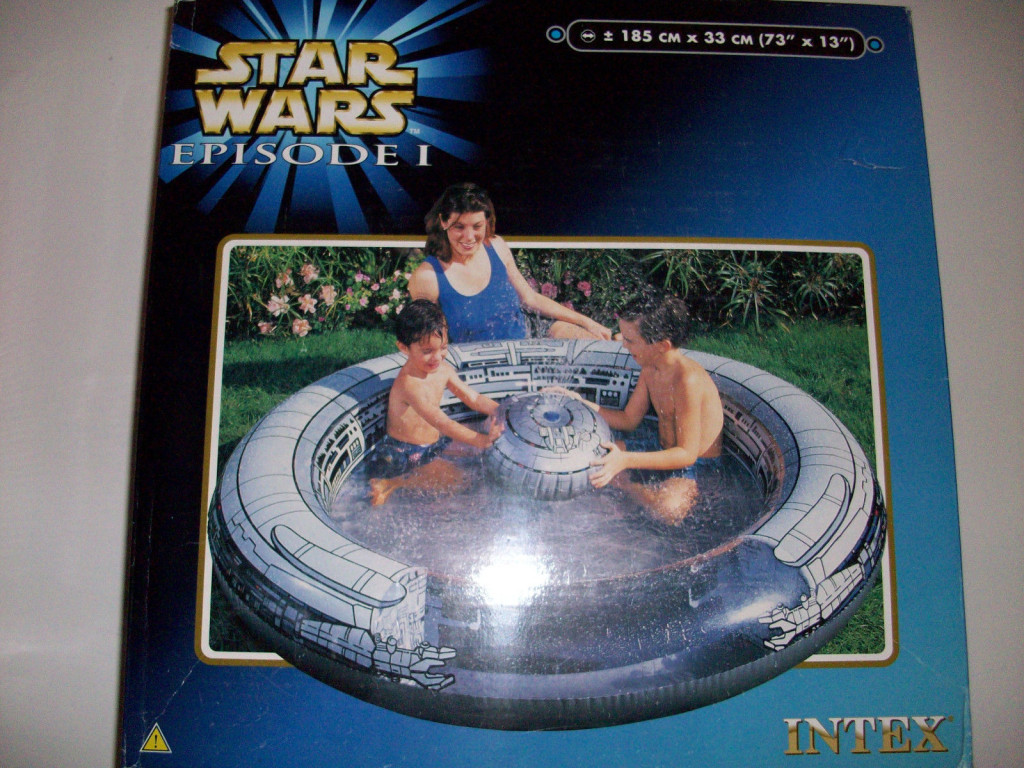 Pity, star wars pool toys consider