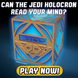 Uncle Milton Jedi Holocron