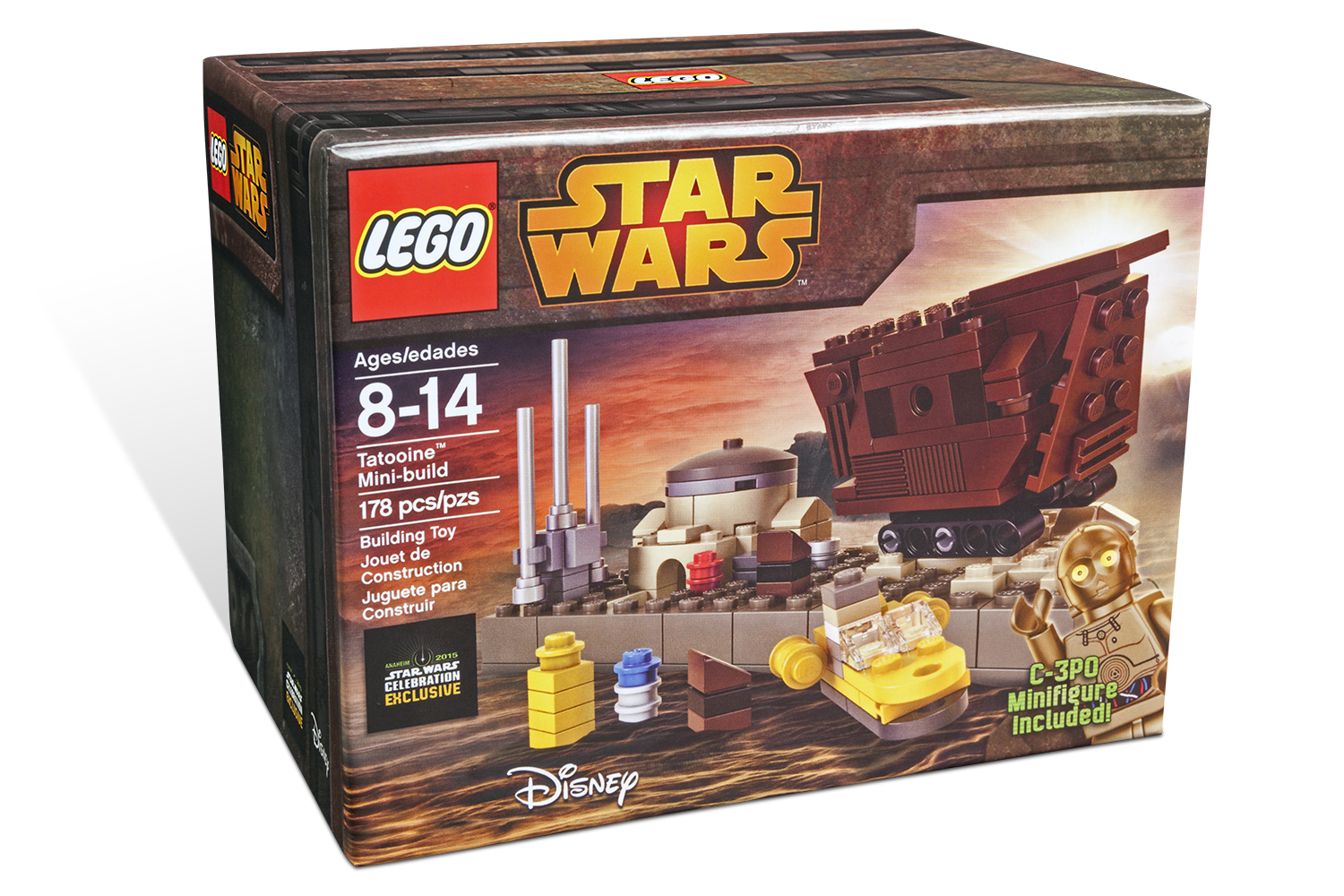 Wars Exclusive Star Lego Swc – For Sneak Peek mvN0wOy8n