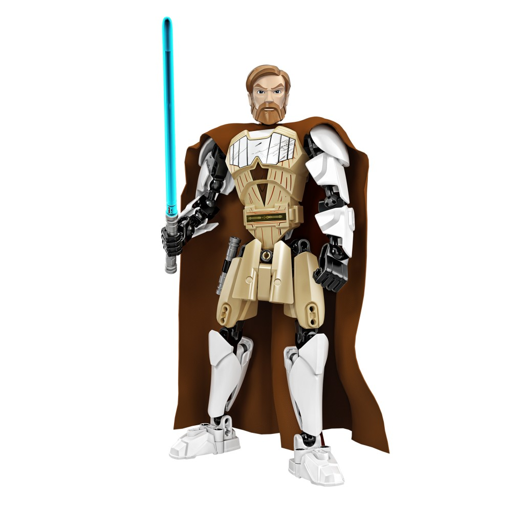 New lego buildable figures star wars - Grande figurine star wars ...