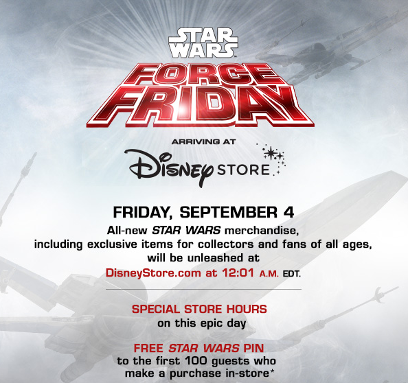 2015-09-03 12_38_33-NEW STAR WARS items landing soon at Disney Store - Inbox - mark@kid4life.com - M