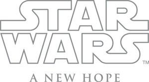 Star Wars ANH logo