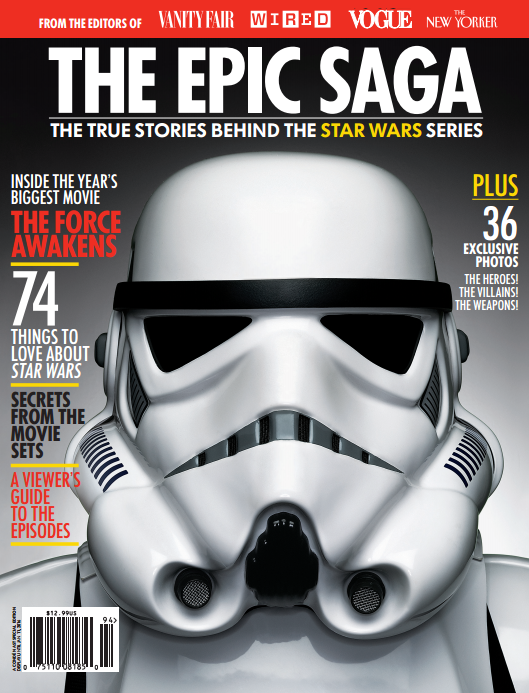 Condé Nast Presents: The Epic Saga - The True Stories Behind the ...