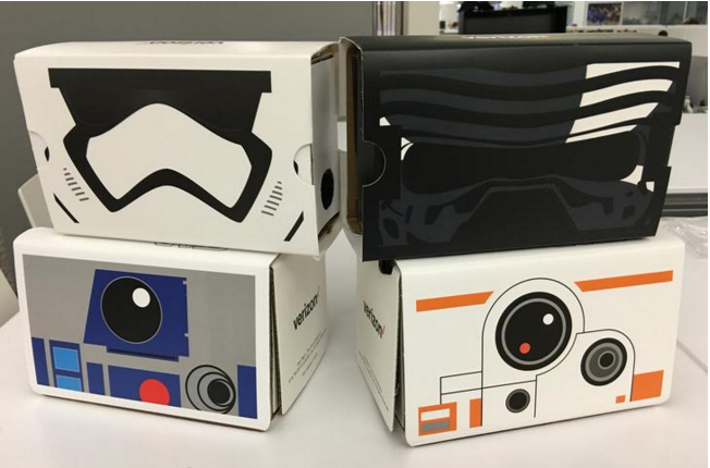 af6afe27948 Share. └ Tags  Star Wars Google Cardboard VR Viewers Are Adorable And Free