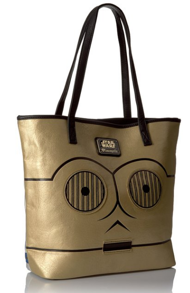 2016-07-27 14_49_00-Loungefly Star Wars Reverse R2d2 and C3po Tote, Multi_ Handbags_ Amazon.com