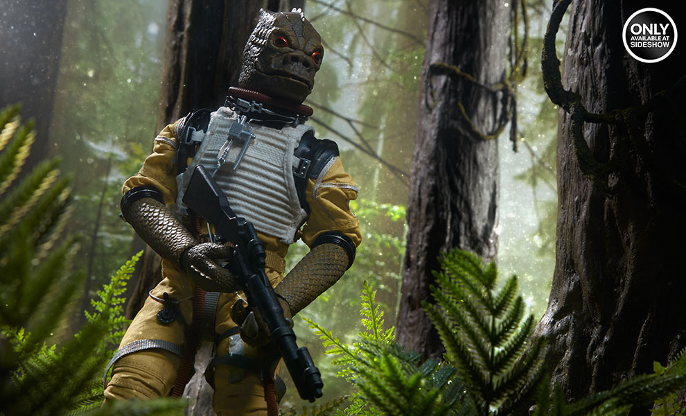 Bossk Sixth Scale Figure Available For Pre Order At Sideshow