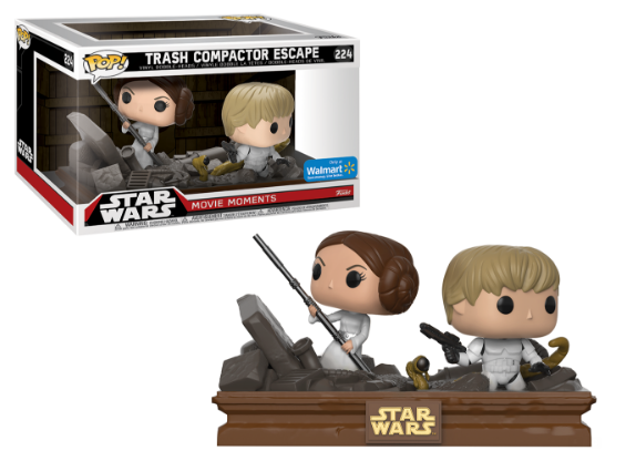 Star Wars Toys Walmart : Walmart launches four exclusive funko star wars toys and