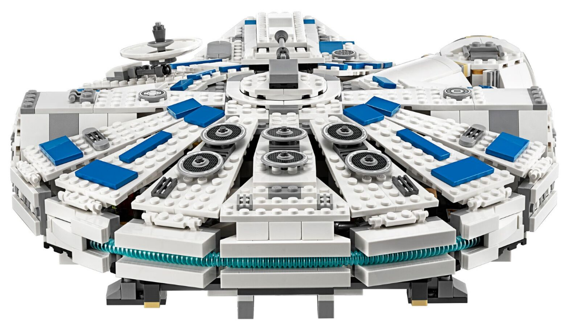 First LEGO Star Wars Set from Solo Revealed - YodasNews.com – Star ...