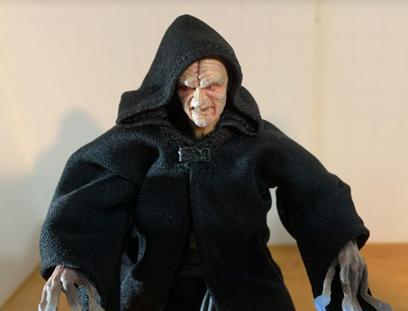 Review The Black Series Emperor Palpatine Action Figure With Throneyodasnews Com A Daily Stop For All Star Wars News