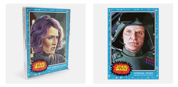 Topps Star Wars Rebels-sticker nº 125