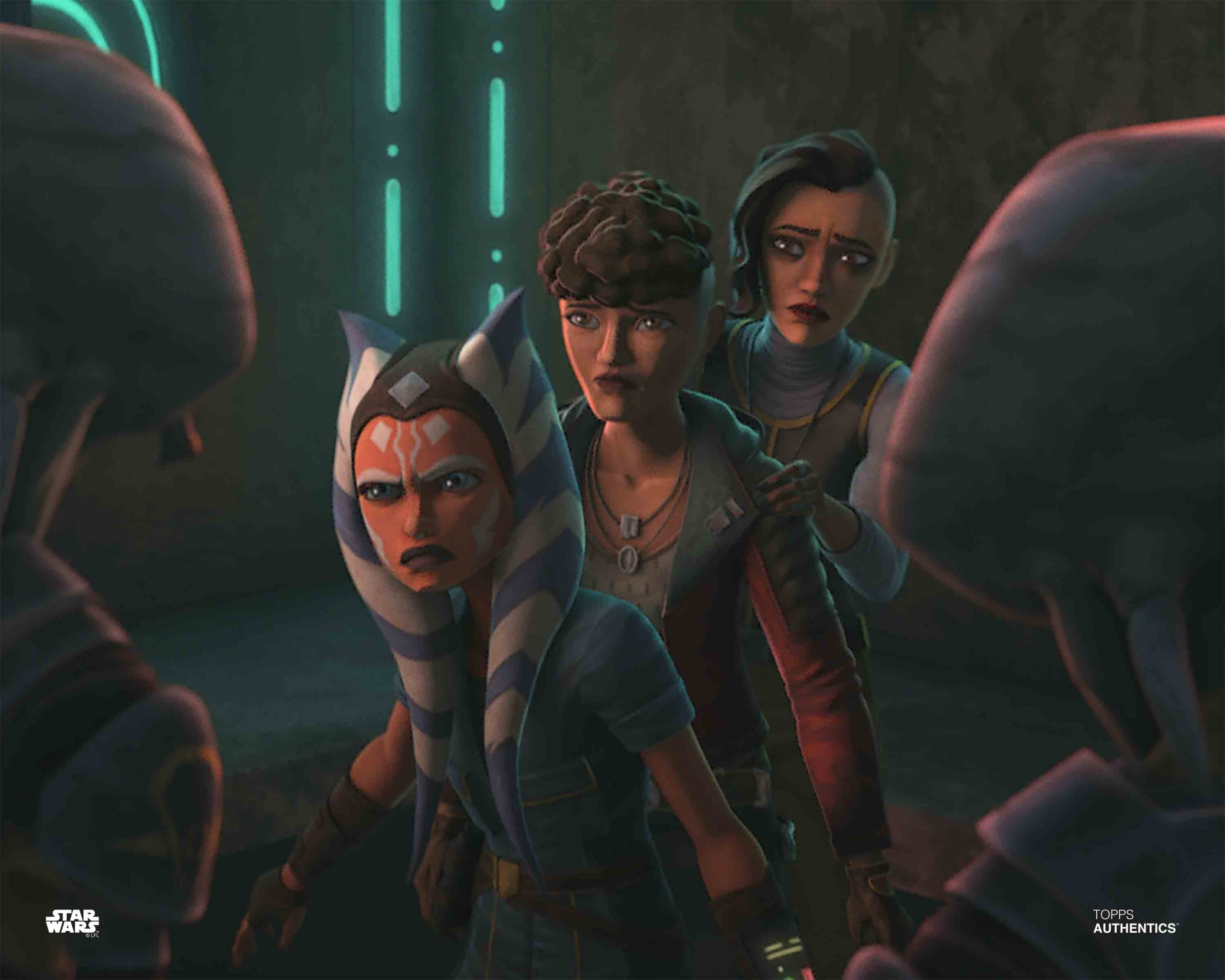 The Clone Wars Season 7 Episode 7 Photos At Star Wars Authentics Yodasnews Com A Daily Stop For All Star Wars News